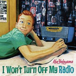 I Won't Turn off My Radio  2015/07/08発売!!